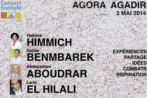 affiche agora