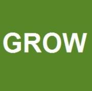 logo grow