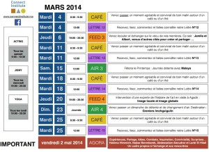 planning mars