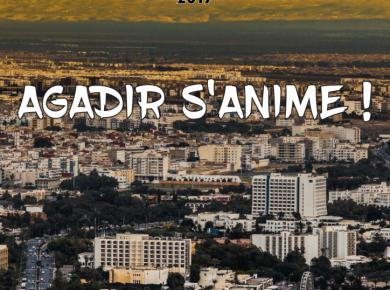 AGADIR S'ANIME