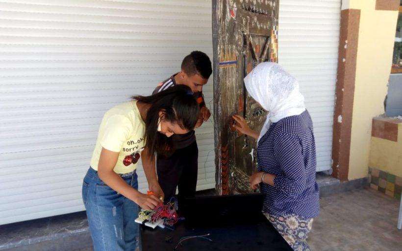 ACT-School-Installation