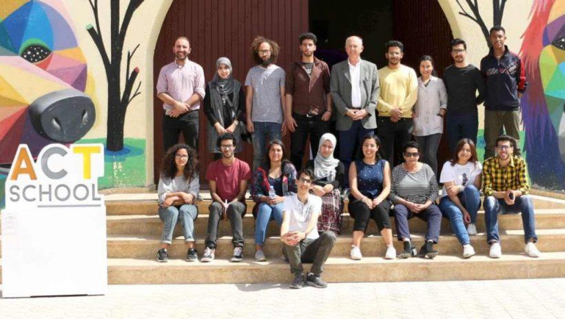 CONNEXION – 13 jeunes de Connect Institute en déplacement à ACT School