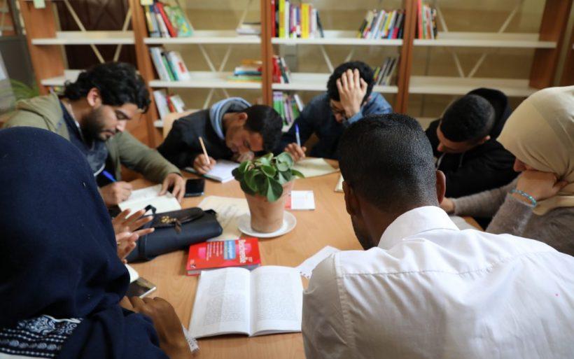 INITIATIVE – Groupe de lecture