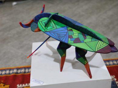TRAVAUX MANUELS – Insectes en bois