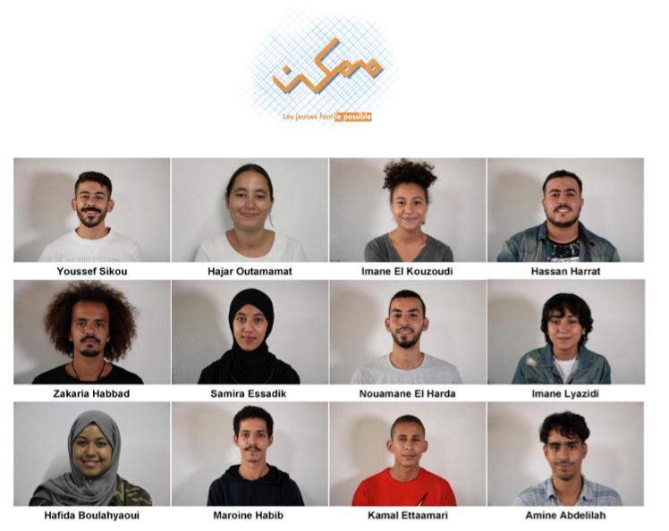 MOMKIN - JOURNALISME : En partenariat avec les étudiants américains de SIT