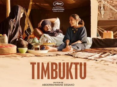 ACT School Youssoufia Projection film Timbuktu